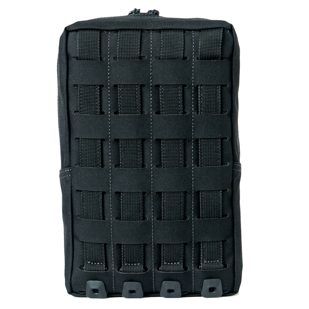Tactix 6X10 Utility Pouch Black