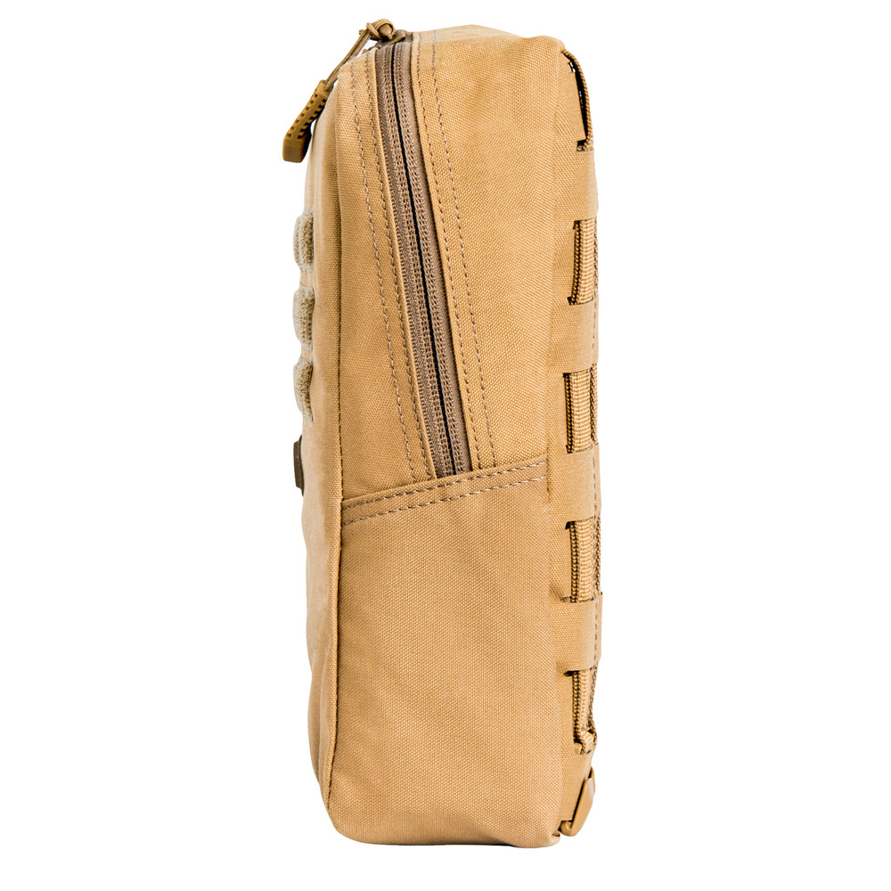 Tactix 6X10 Utility Pouch Coyote