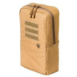 First Tactical Tactix 6X10 Utility Pouch in Coyote