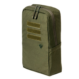 First Tactical Tactix 6X10 Utility Pouch in OD Green