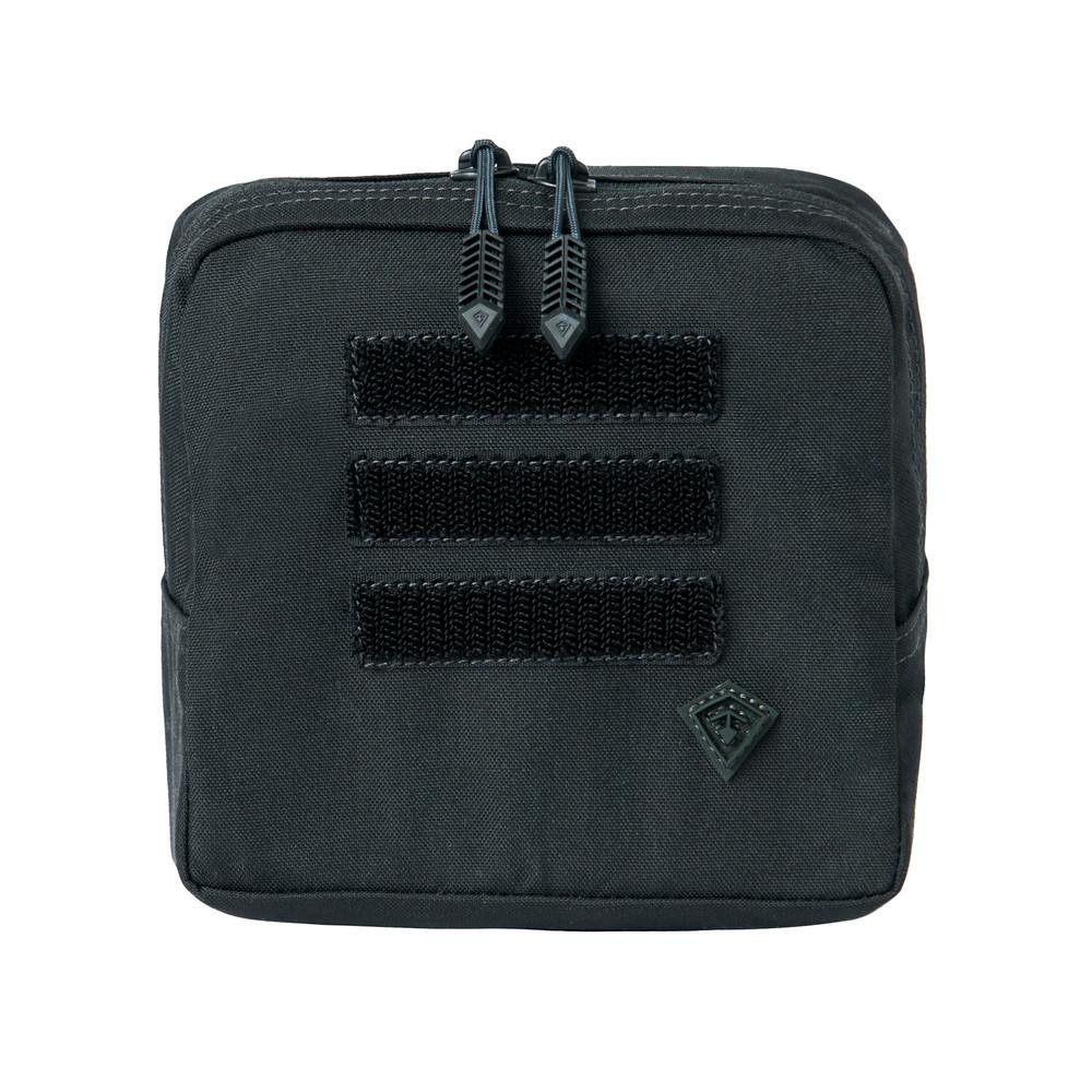 Tactix 6X6 Utility Pouch Black