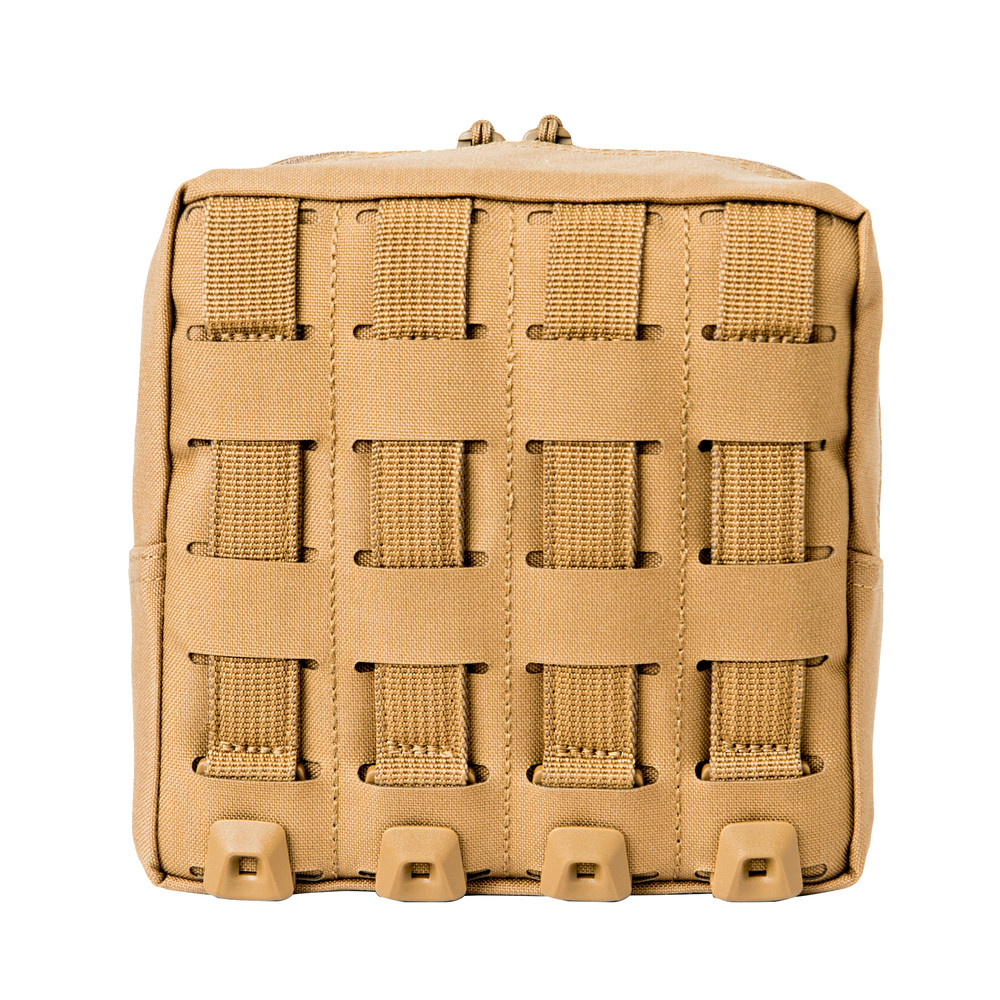 Tactix 6X6 Utility Pouch Coyote