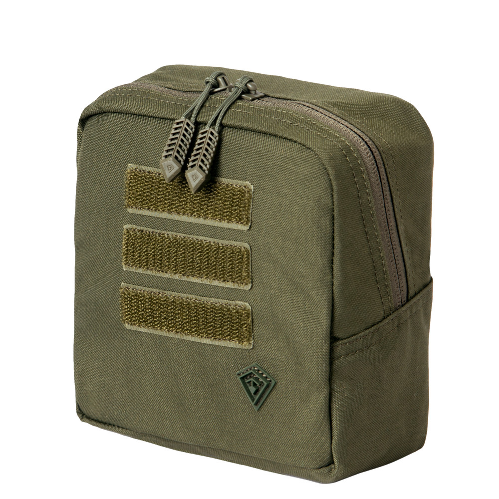 Tactix 6X6 Utility Pouch OD Green