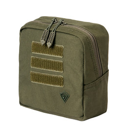 First Tactical Tactix 6X6 Utility Pouch in OD Green
