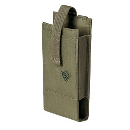 Tactix Large Media Pouch OD Green