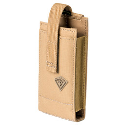 Tactix Medium Media Pouch Coyote