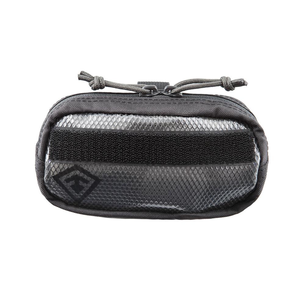 6X3 Velcro Pouch Asphalt