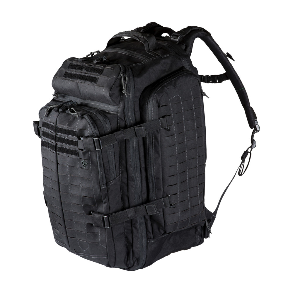 Tactix 3 Day Backpack Black