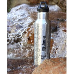Klean Kanteen Insulated Water Bottle