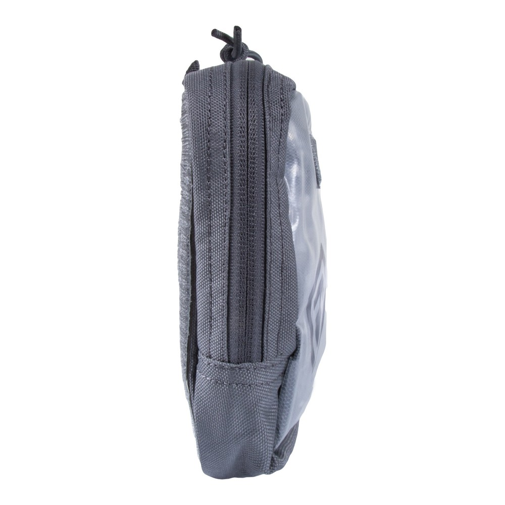 9X6 Velcro Pouch Asphalt