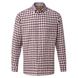 Sandbanks Tailored Shirt Fig Check