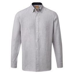 Schoffel Country Sandbanks Tailored Shirt in Grey