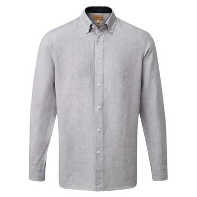 Schoffel Country Sandbanks Tailored Shirt in Grey