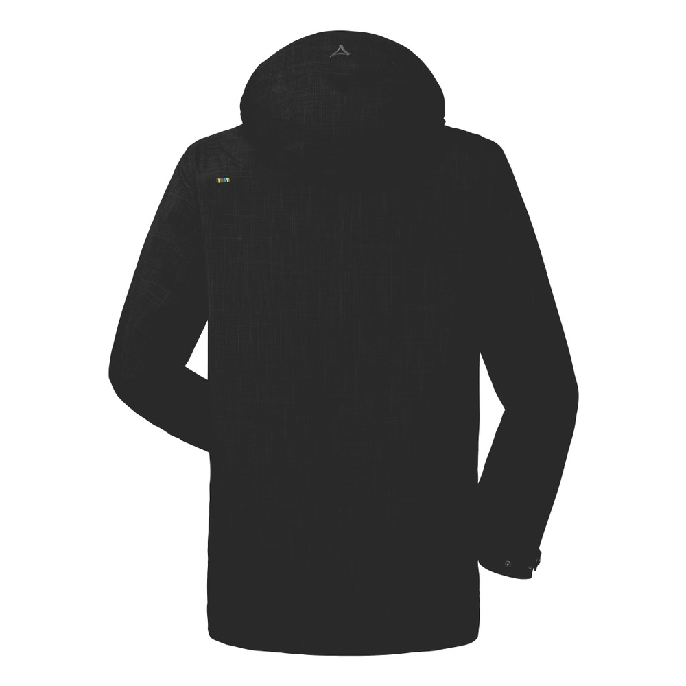 Clipsham Jacket Black
