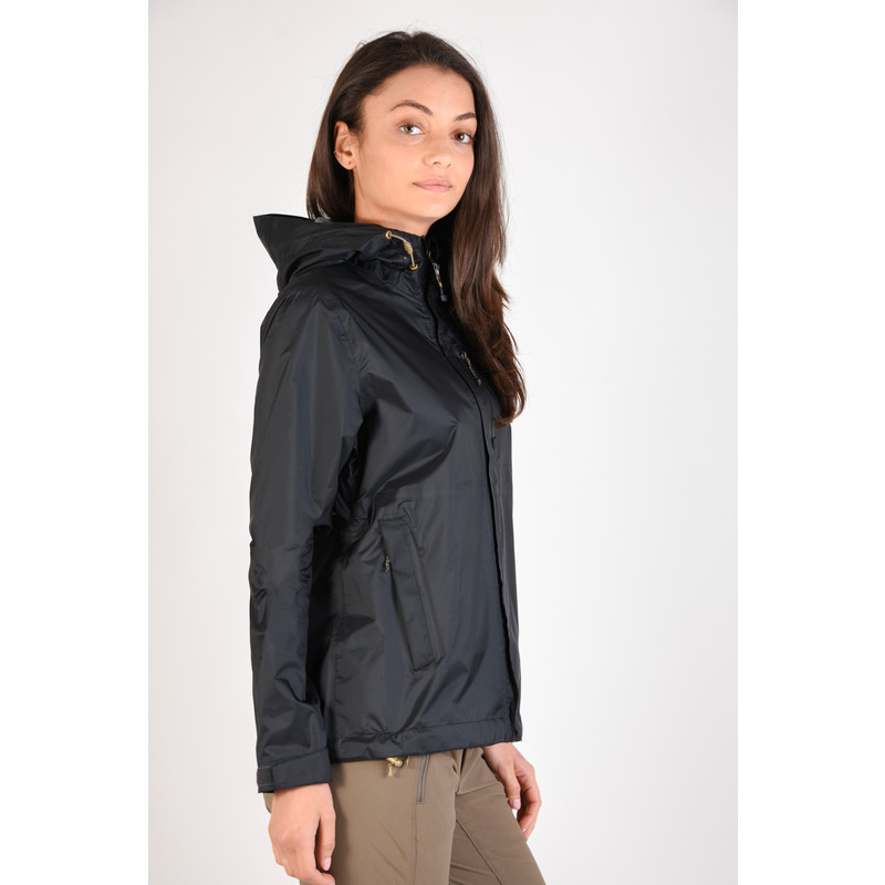 Kunde 2.5-Layer Jacket - Black