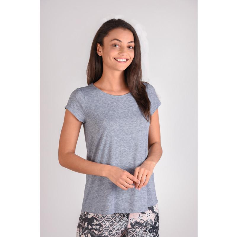 Asha Short Sleeve Tee - Kharani