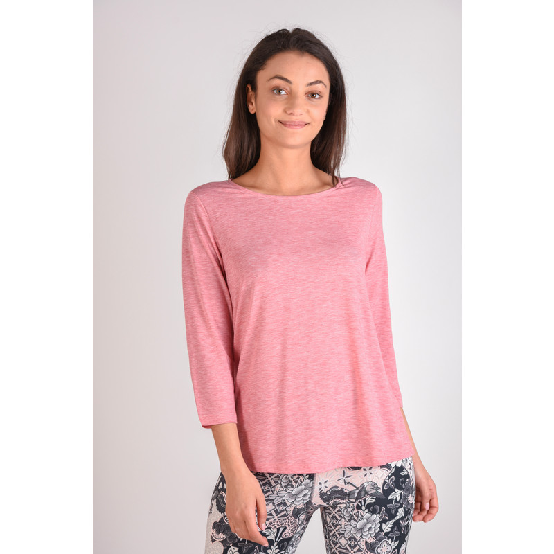 Asha 3/4 Sleeve Top - Golbera