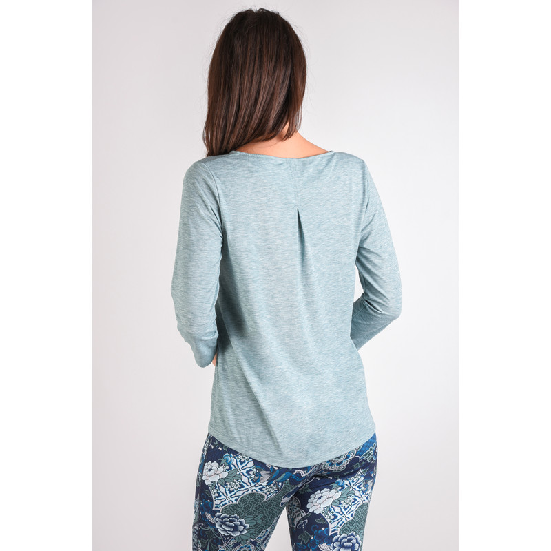 Asha 3/4 Sleeve Top - Khola