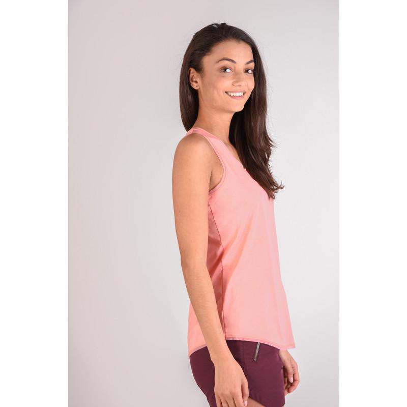 Valli Tank - Mandala Pink