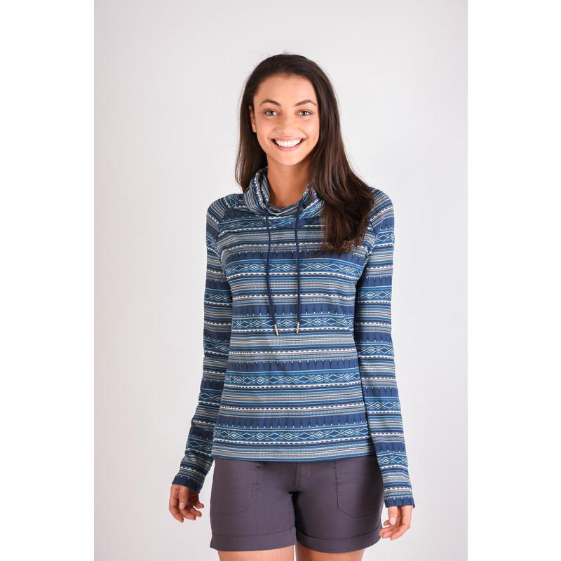 Preeti Pullover - Neelo Blue