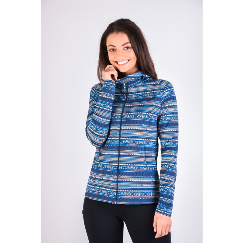 Preeti Jacket - Neelo Blue