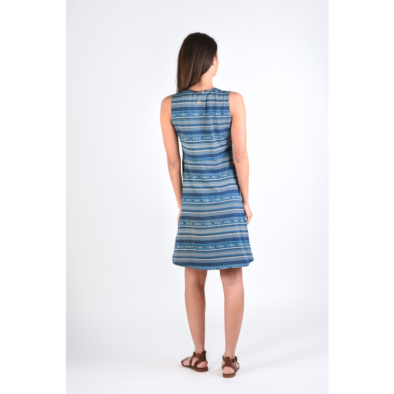 Preeti Dress - Neelo Blue
