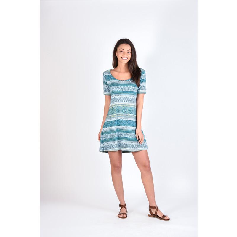 Kira Swing Dress - Khola