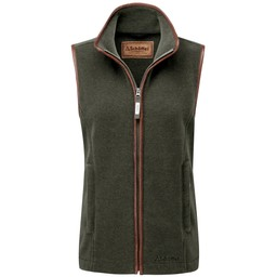 Schoffel Country Lyndon II Fleece Gilet in Moss