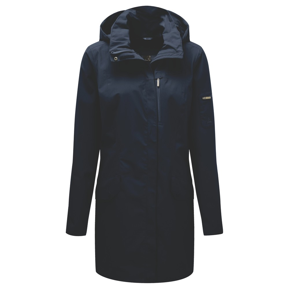 Ullswater Jacket Deep Blue