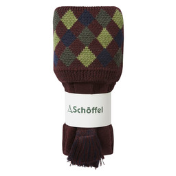 Schoffel Country Ptarmigan Pro Sock in Blackforest