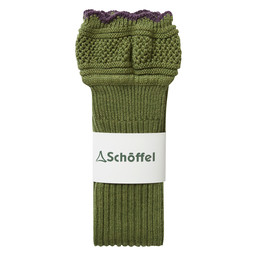 Schoffel Country Thistle Sock in Moss