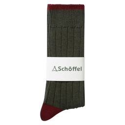 Schoffel Country Hilton Sock in Forest