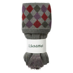 Schoffel Country Ptarmigan II Sock in Fern