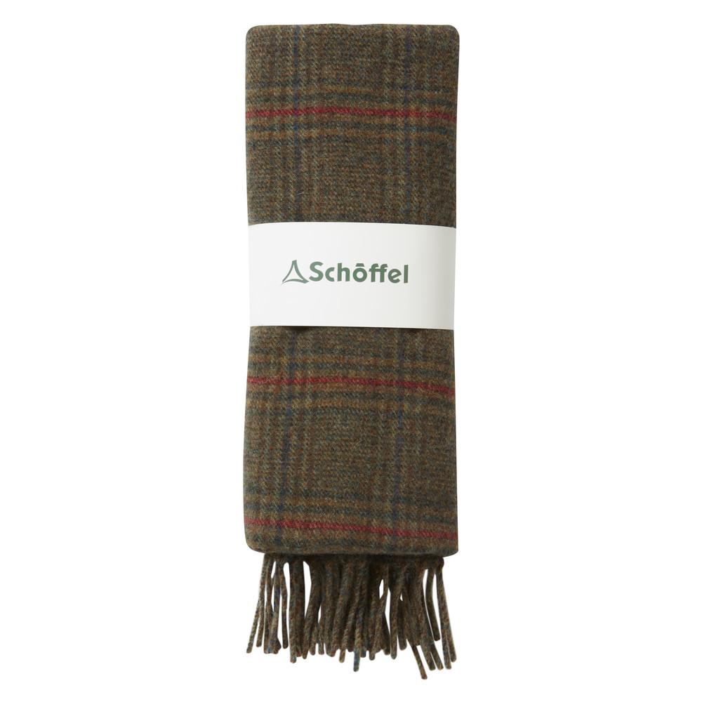 House Tweed Scarf Buckingham Tweed