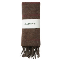 Schoffel Country House Tweed Scarf in Sussex Tweed