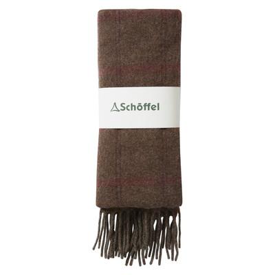 House Tweed Scarf Sussex Tweed