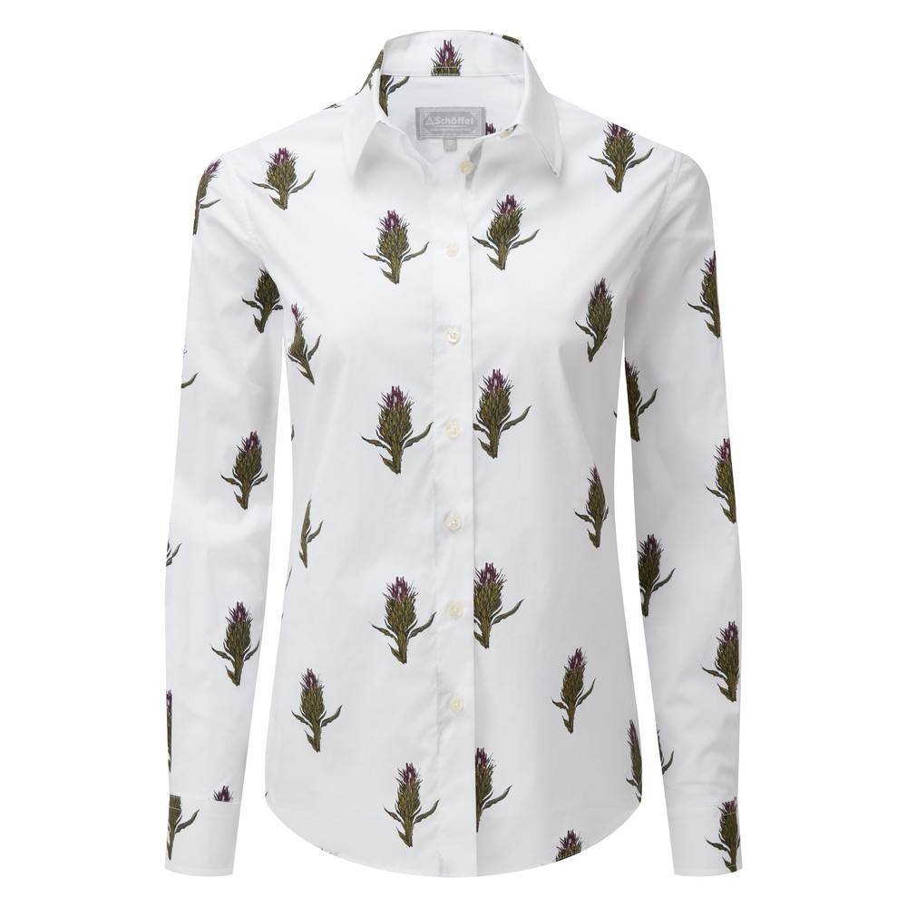 Norfolk Shirt Thistle