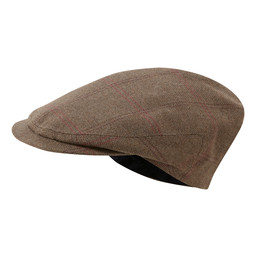 Ladies Tweed Cap Sussex Tweed