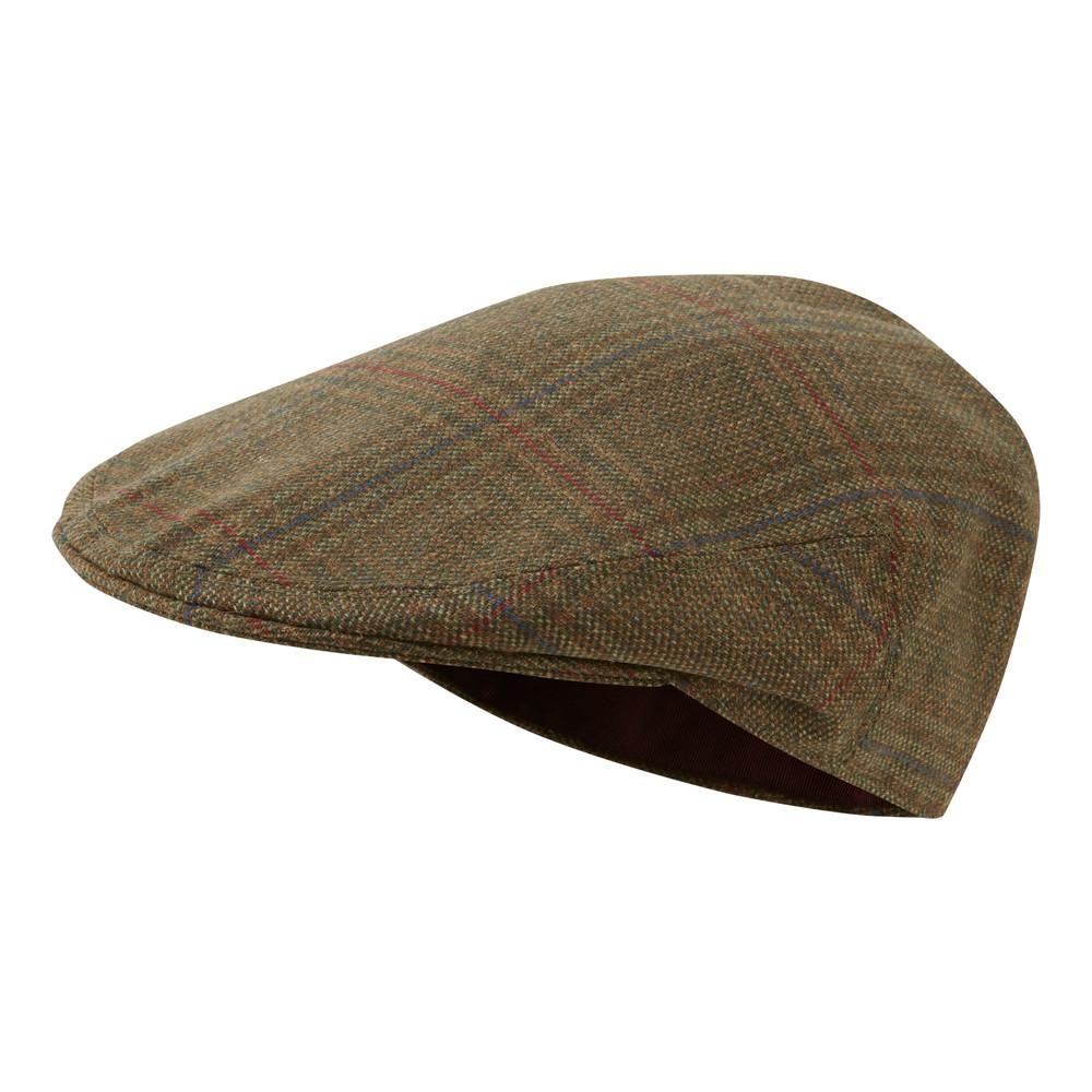 Tweed Classic Cap Buckingham Tweed