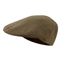 Schoffel Country Tweed Classic Cap in Buckingham Tweed