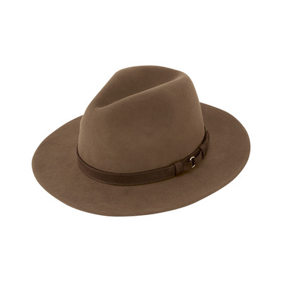 Willow Fedora Espresso