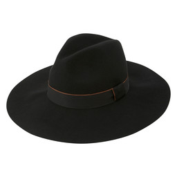 Schoffel Country Sofia Hat in Black