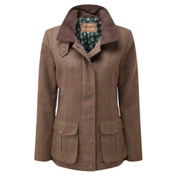 Schoffel Country Lilymere Jacket in Sussex Tweed