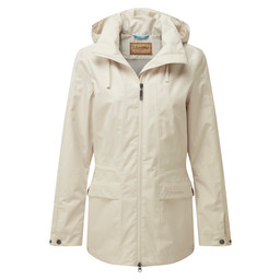 Schoffel Country Hazelwood Coat in Stone