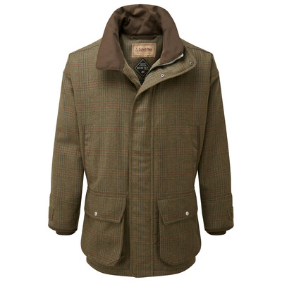 Ptarmigan Tweed Coat