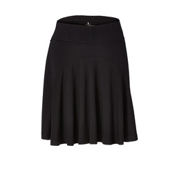 Royal Robbins Essential Tencel Skirt in Jet Black