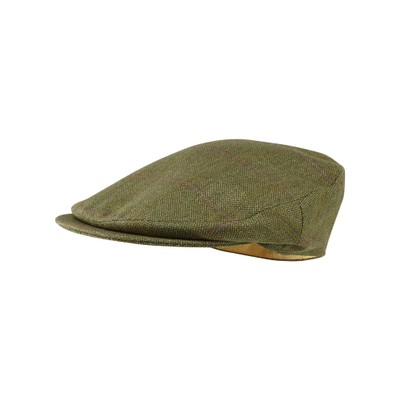 Schoffel Country Countryman Tweed Cap in Sandringham Tweed
