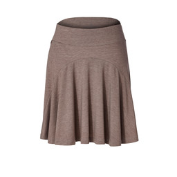 Royal Robbins Essential Tencel Skirt in Falcon Heather