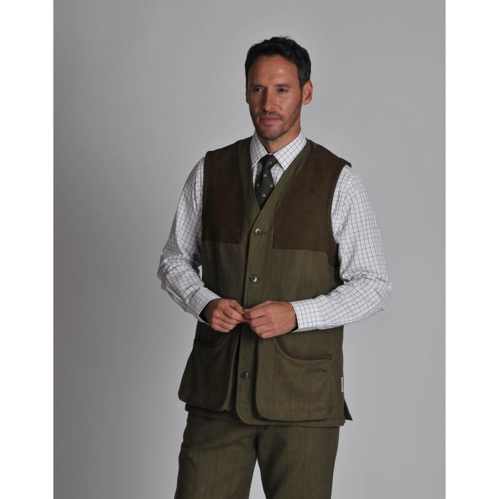 Ptarmigan Tweed Waistcoat II Sandringham Tweed