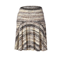 Royal Robbins Essential Tencel Skirt in Lt Taupe Print